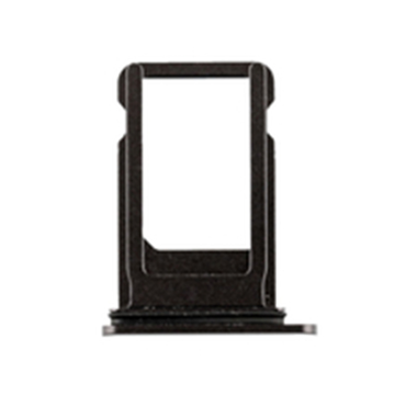 Βάση κάρτας SIM - SIM Card Tray with waterproof rubber ring Black