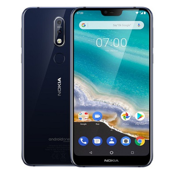 NOKIA 7.1 - DUMMY PHONE