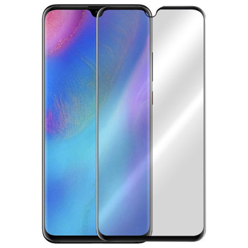 HUAWEI P30 - TEMPERED GLASS 9H Hardness 0,3mm 5D ΜΑΥΡΟ FULL GLUE