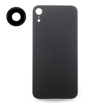 APPLE iPhone XR - Battery cover Black High Quality