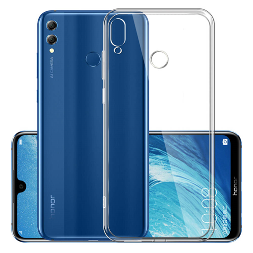 HUAWEI Honor 8X - REMAX ΘΗΚΗ MULTI PROTECTIVE JELLY ΔΙΑΦΑΝΗ