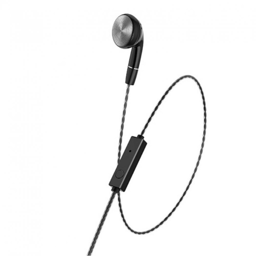 HOCO - M61 STEREO WIRED EARPHONES HANDS FREE BLACK