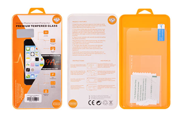 SAMSUNG A71 - TEMPERED GLASS 9H Hardness 0,3mm