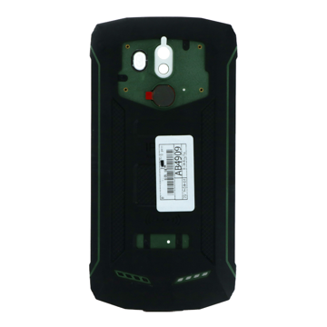 BLACKVIEW BV5800 Pro - Battery Cover Green Original