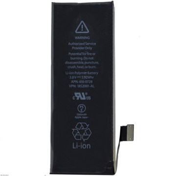 APPLE iPhone 5S - BATTERY 1560mAh LI-Pol, BULK