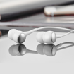 HOCO - M19 STEREO WIRED EARPHONES HANDS FREE WHITE
