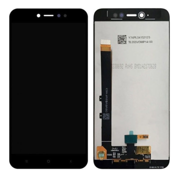 XIAOMI Redmi Note 5A Prime - LCD Display + Touch screen Black High Quality