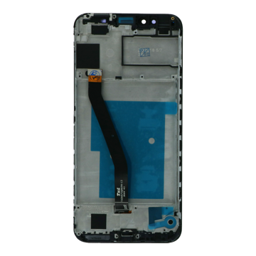 HUAWEI Y6 2018 - LCD + FRAME + Touch Black High Quality