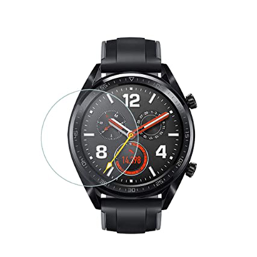 HUAWEI Watch GT - TEMPERED GLASS FULL SCREEN TRANSPARENT