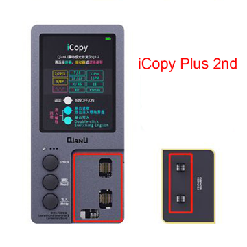 ToolPlus QianLi iCopy Plus second Generation Programmer Tool Battery Tester Recovery with Light Sensor
