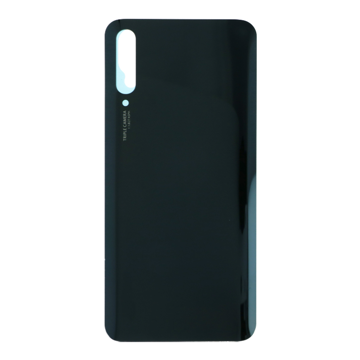 HUAWEI P Smart Pro (2019) - Battery cover + Adhesive Black High Quality
