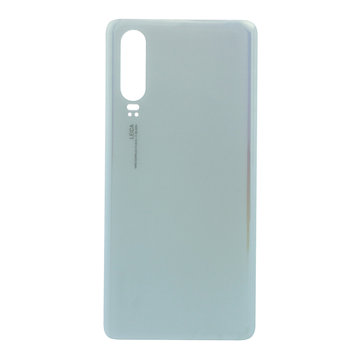 HUAWEI P30 - Battery cover + Adhesive White OEM
