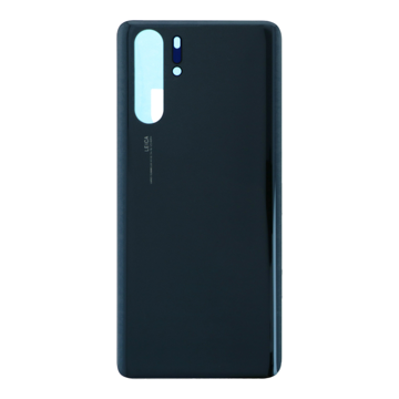HUAWEI P30 Pro - Battery cover + Adhesive Black OEM