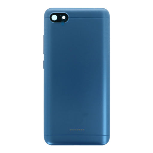 XIAOMI Redmi 6A - Battery cover Blue Original