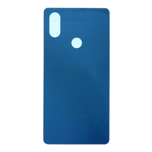 XIAOMI Mi 8 SE - Battery cover + Adhesive Blue High Quality
