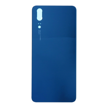HUAWEI P20 - Battery cover + Adhesive Blue OEM