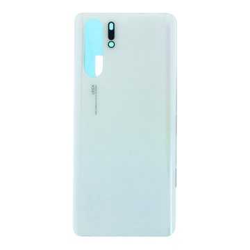 HUAWEI P30 Pro - Battery cover + Adhesive White OEM