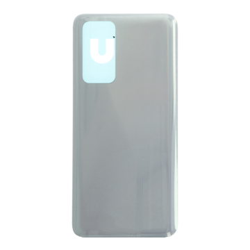 HUAWEI P40 - Battery cover + Adhesive White OEM
