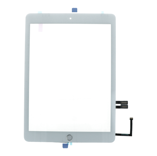 APPLE iPad 9.7 2018 - Tablet Touch screen with Fingerprint Sensor Flex Cable White High Quality