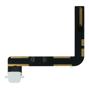 APPLE iPad 10.2 - Charging Flex Cable Connector White High Quality