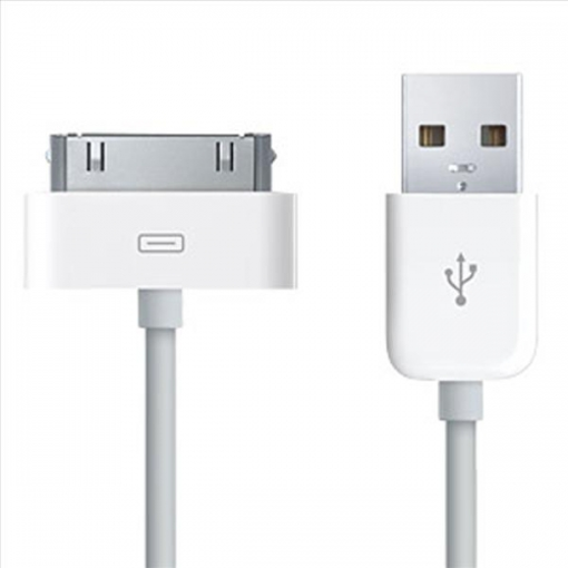 USB IPHONE 4 CABLE UNIVERSAL CHARGER & DATA 2m