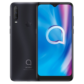 Alcatel 1S 2020 5028D (32GB) Power Gray