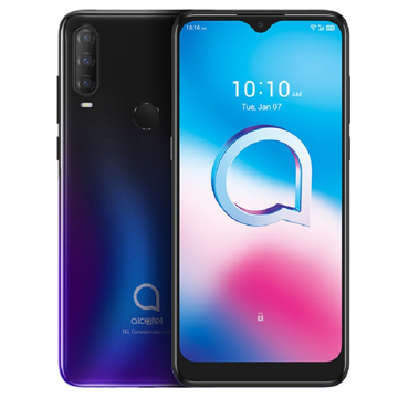 Alcatel 3L 2020 5029D (64GB) Chameleon Blue