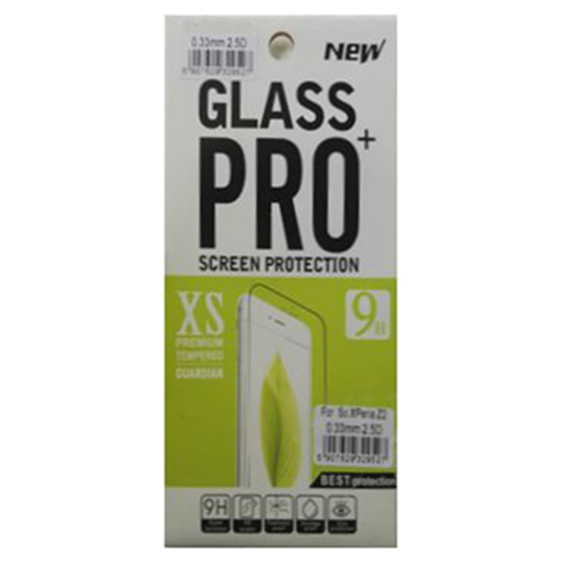 APPLE iPhone 12 / 12 Pro - TEMPERED GLASS 9H Hardness 0,3mm