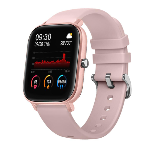 SMART WATCH BRACELET UNLEASH YOUR RUN PINK