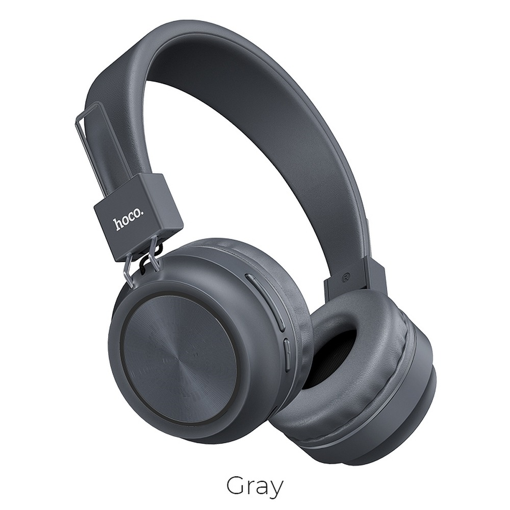 HOCO - W25 Promise wireless headphones GREY