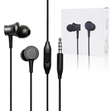 Handsfree Xiaomi Mi Basic In Ear Black (ZBW4354TY)