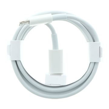 ΚΑΛΩΔΙΟ DATA CABLE TYPE C to LIGHTNING για IPHONE 28W WHITE