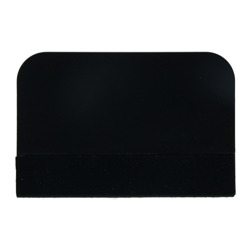Rectangle Film Laminating Tool Black 5x7cm