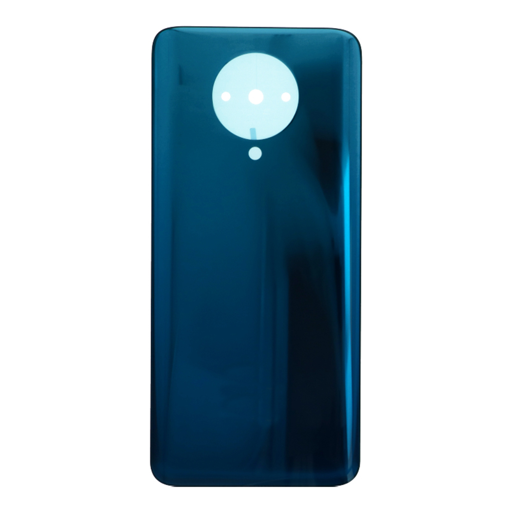 XIAOMI Poco F2 Pro -  Battery cover + Adhesive Blue Original