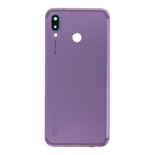 HUAWEI Honor Play - Battery cover + Camera Lens Purple Original