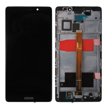 HUAWEI Ascend Mate 8 - LCD + Frame + Touch Black High Quality