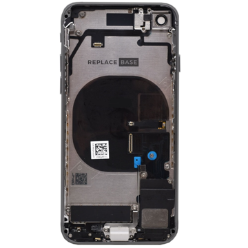 APPLE iPhone 8 - Rear Housing with Parts Black High Quality