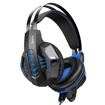 HOCO - W102 COOL TOUR GAMING WIRED HEADPHONES BLUE