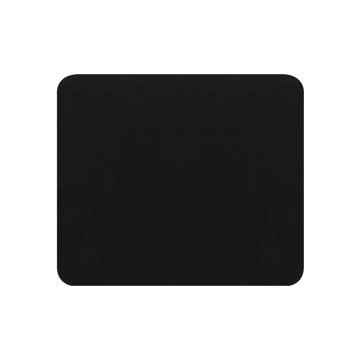 Mousepad 220x190x2mm Black