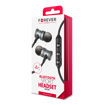 Forever BSH-200 In-ear Bluetooth Handsfree Μαύρο