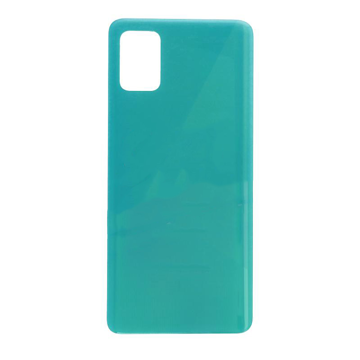 SAMSUNG A515F Galaxy A51 - Battery cover + Adhesive Blue Original