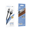 BOROFONE - BX28 WIELDY DATA CABLE TYPE C 1m BLACK / RED
