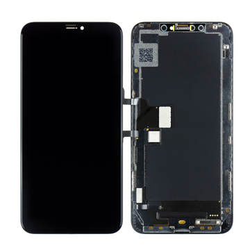 APPLE iPhone X - LCD + Touch Black Copy