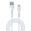 DEVIA Kintone Series Cable for Type-C White (5V 2.1A, 1M)