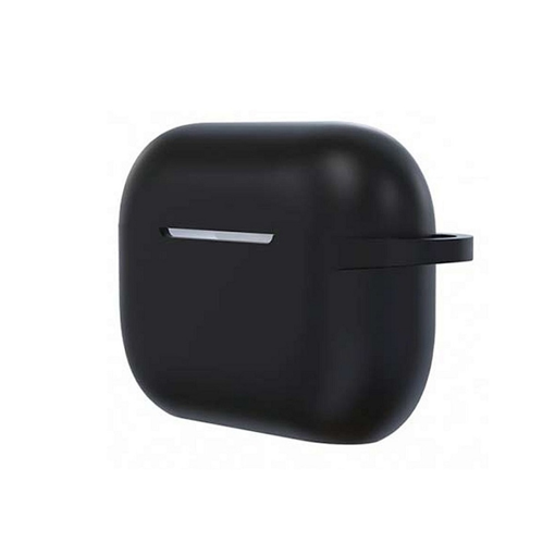 DEVIA Naked silicone case suit for Airpods pro Black