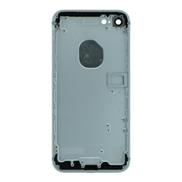 APPLE iPhone 7 - Rear Housing with Parts Silver High Quality